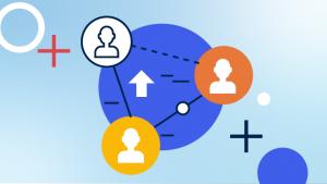 Grafisk Illustration. Det finns specifika saker som du behöver implementera i din B2B-handel, men som inte är nödvändiga om du sysslar med B2C.
