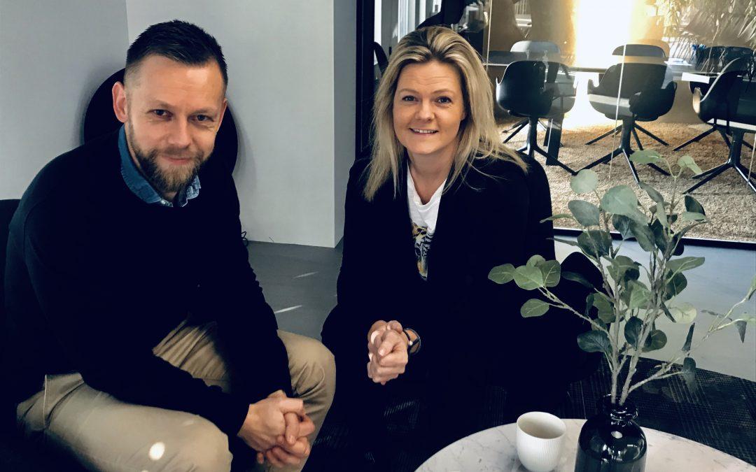 Vi välkomnar Fredrik Henge som ny medarbetare!