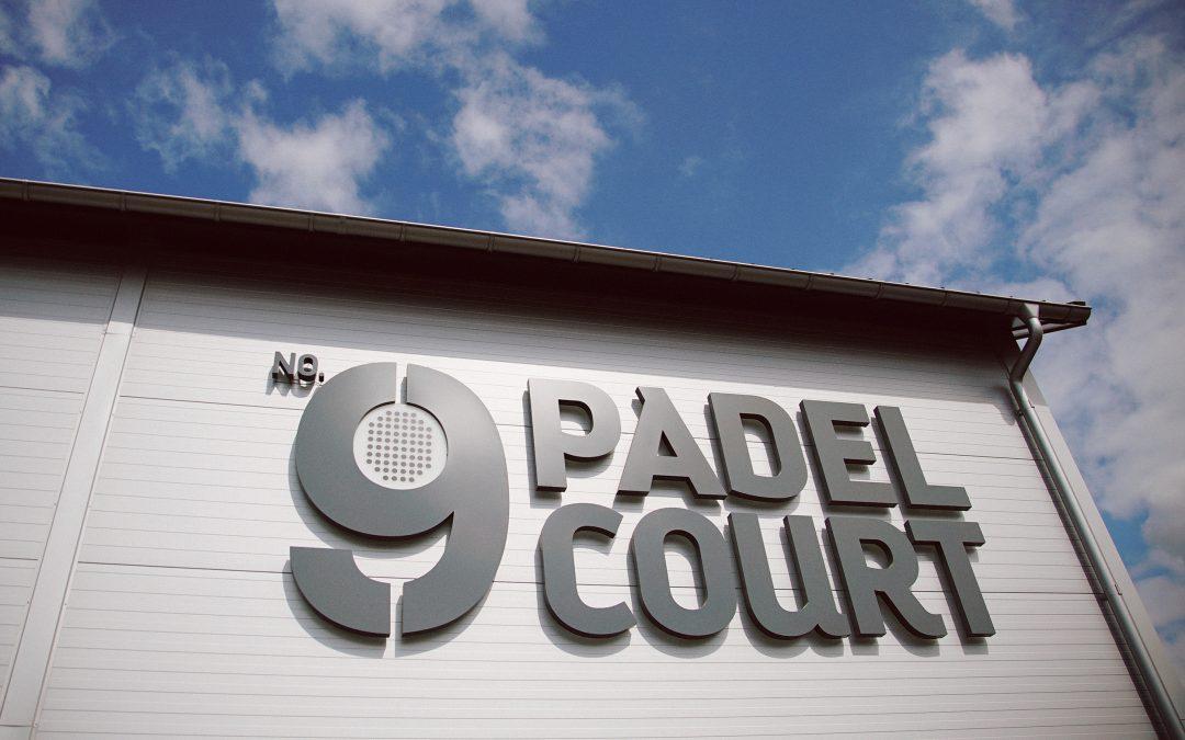 Padelcourt no. 9 lanserar ny webbsida och medlemsportal till det växande affärsnätverket
