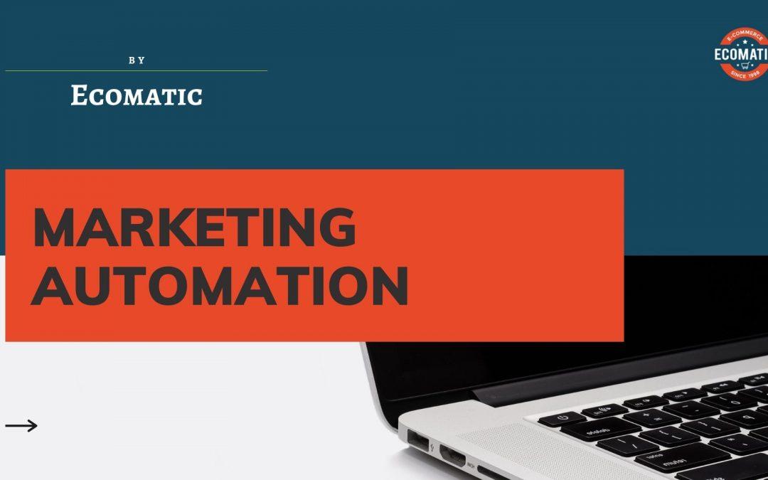 Marketing Automation – vad är det?