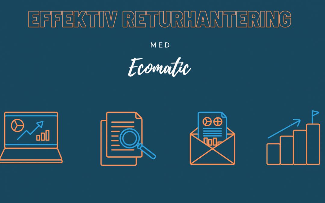 E-handelsreturer – Effektivisera med Magento